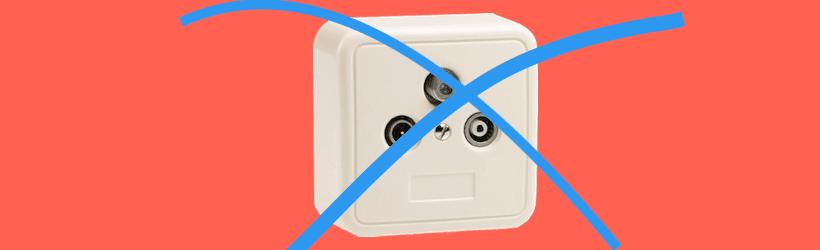 Comment attraper la télévision sans câble?